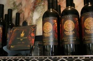 Incendio Red Wine