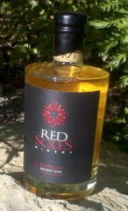 "Red Soles Winery ""Bootlegger"" Dessert Viognier"