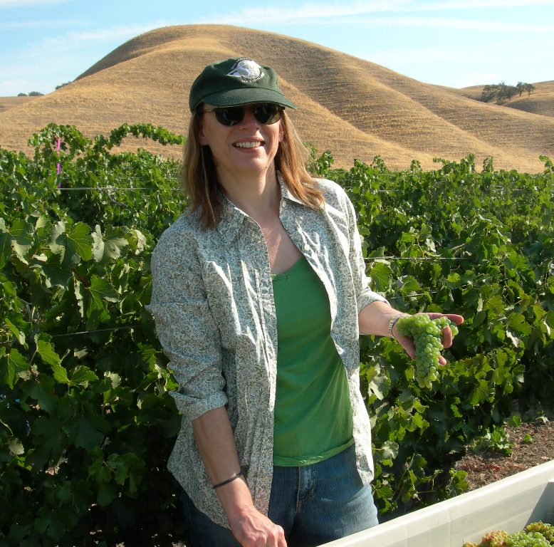 Xochitl Maiman wine blogging