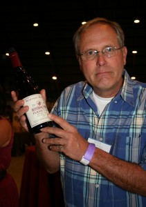 Gray Hartley of Hitching Post Wines