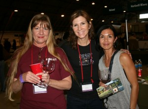 Lisa Rigisich, Pinot Days event founder