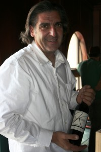 Aram Deirmenjian of Kiamie Wine Cellars