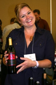 Bex Bishop of Bex of Napa Wines