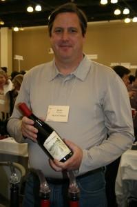 James Manoogian, owner, Fog Crest Vineyard