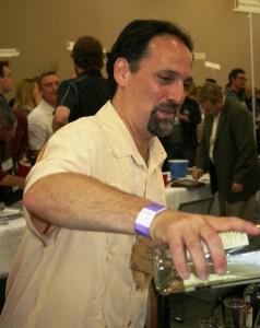 Larry Schaffer, owner/winemaker, Tercero Wines