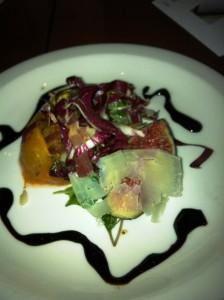 peach-salads