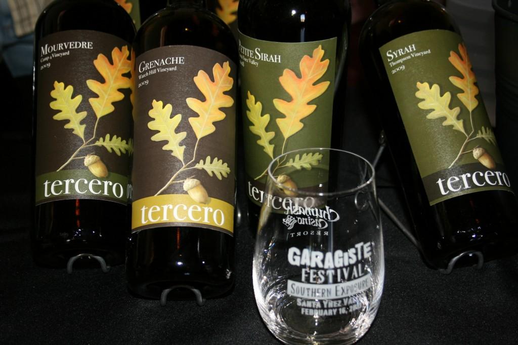 Tercero Wines - Garagiste Festival Southern Exposure 2013