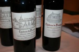 Chateau de Pressac - Bordeaux