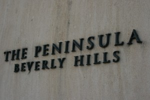 The Peninsula Hotel - Beverly Hills, California