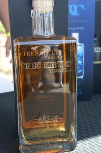 Tres Sietes Anejo Tequila