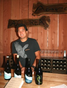 Aaron Jackson of Aaron Wines
