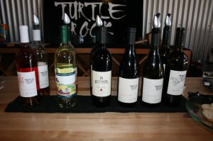 Westberg Cellalrs/Turtle Rock Wines