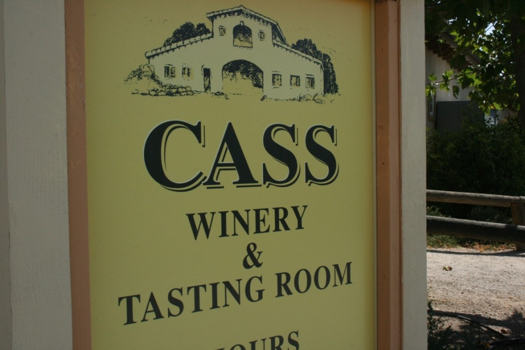 Cass Winery and Tasting Room - Paso Robles