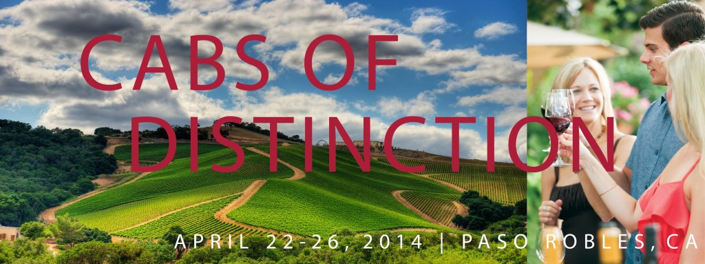 CABS of Distinction Paso Robles 2014