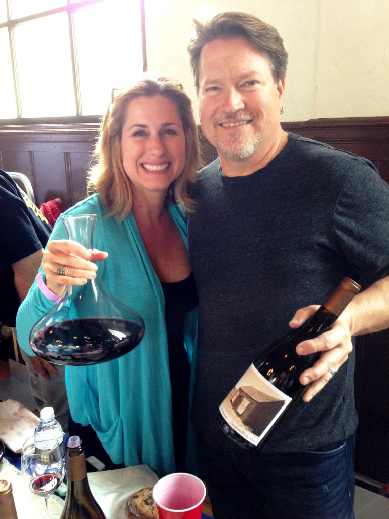 Wendy and Mark Horvath - Crawford Family Wines