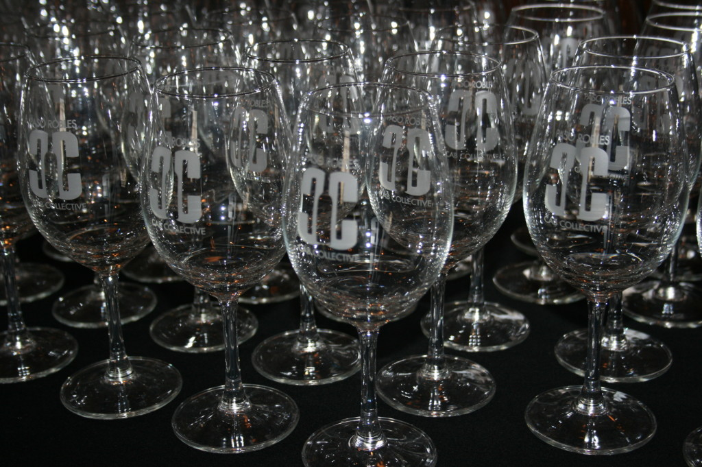 CABS of Distinction - tasting glasses