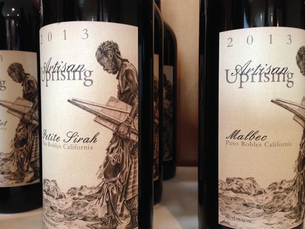 Artisan Uprising wine Paso Robles
