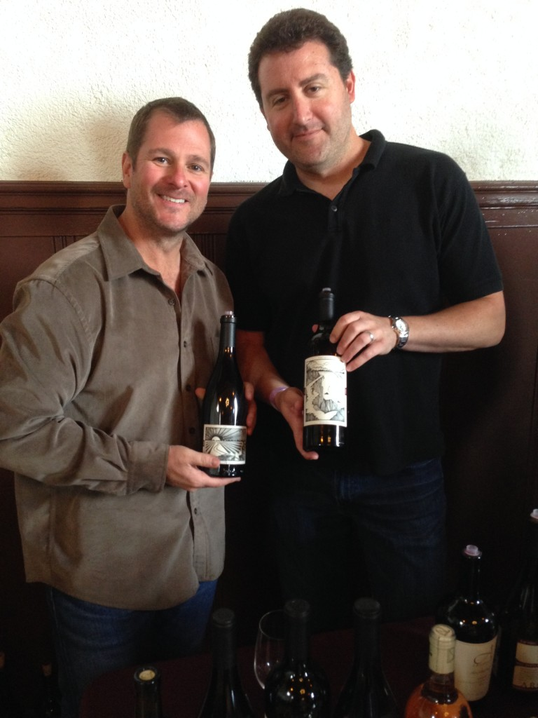 Ian and Zach of Archium Cellars