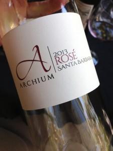 Archium Cellars Rosé