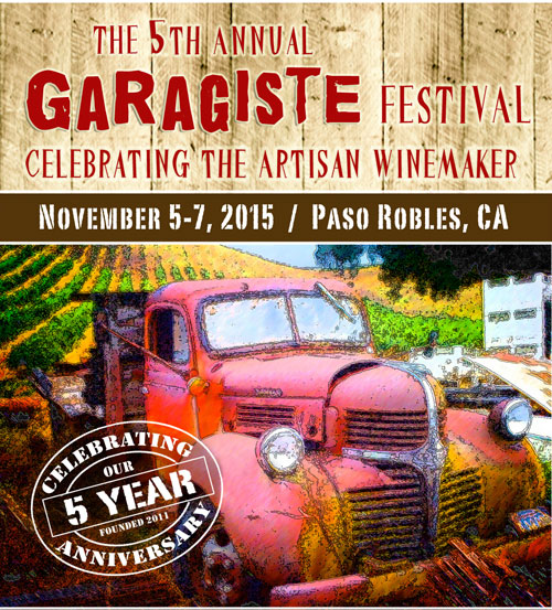 Garagiste Festival Paso Robles 2015