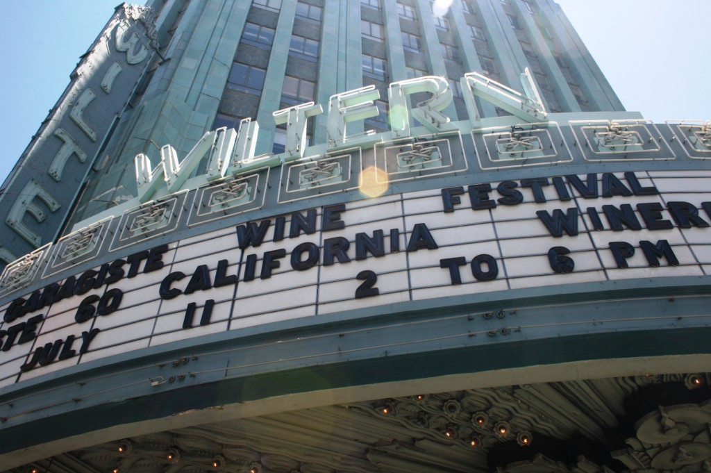 Garagiste Festival at Wiltern Theater in Los Angeles 2015