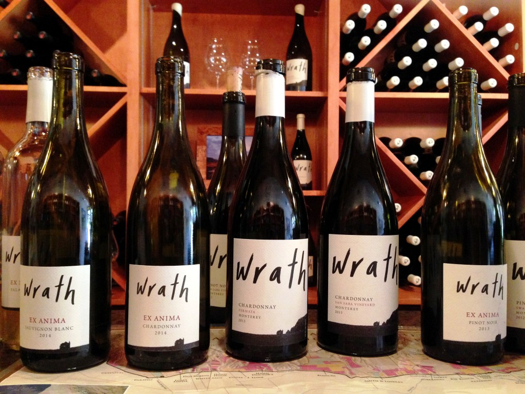 Wrath Wines - Carmel, California