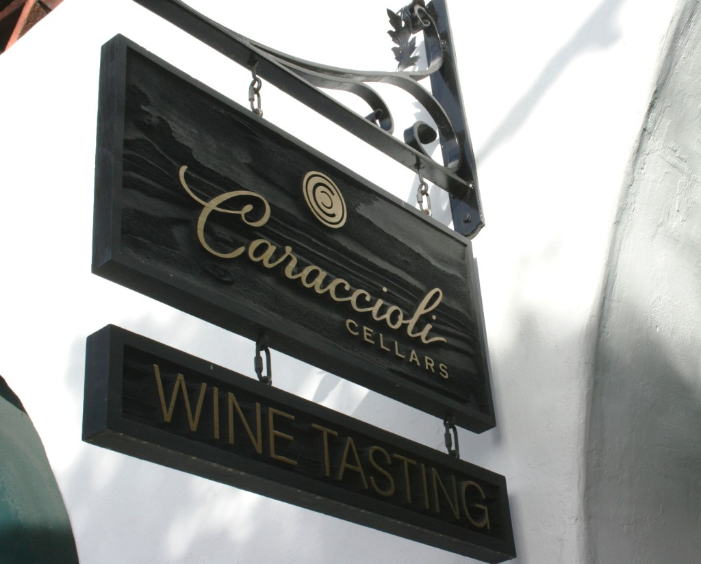 Caraccioli Cellars - Carmel, California