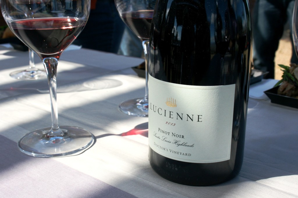 Lucienne Pinot Noir at Hahn Family Wines