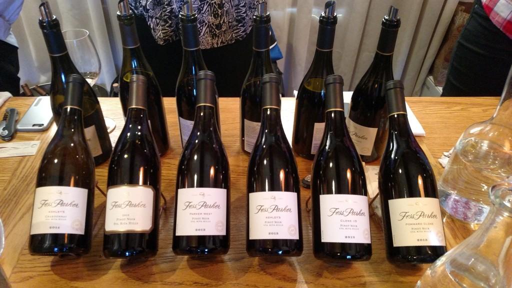 Fess Parker Winery - Sta. Rita Hills