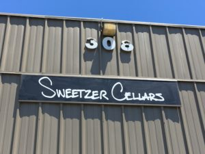Sweetzer Cellars tasting room Lompoc